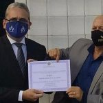 Edésio Cavalcanti é diplomado prefeito de Turiaçu