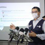 Carlos Lula defende a divulgação dos nomes de quem já foi vacinado