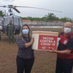 Gestão de Edésio Cavalcanti começa a executar o plano de vacinação em Turiaçu