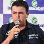 Prefeito de Bacabal, Edvan brandão, testa positivo para o Covid-19