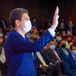 """""""Governaremos para quem mais precisa"""", afirma Eduardo Braide em seu discurso de posse; veja o vídeo"""