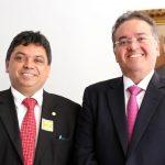Roberto Rocha mente para puxar saco de Bolsonaro e com isso aumentar suas emendas, diz Márcio Jerry