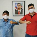 Márcio Jerry e Rubens Júnior devem voltar à Câmara para participar da votação da presidência