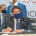 Osmar Filho é reeleito presidente da Câmara Municipal de São Luís