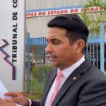 Wellington aciona o TCE para investigar contratos de R$ 14 milhões com terceirizados na gestão de Flávio Dino