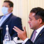 Weverton apresenta projeto que prorroga estado de calamidade pública por mais 180 dias