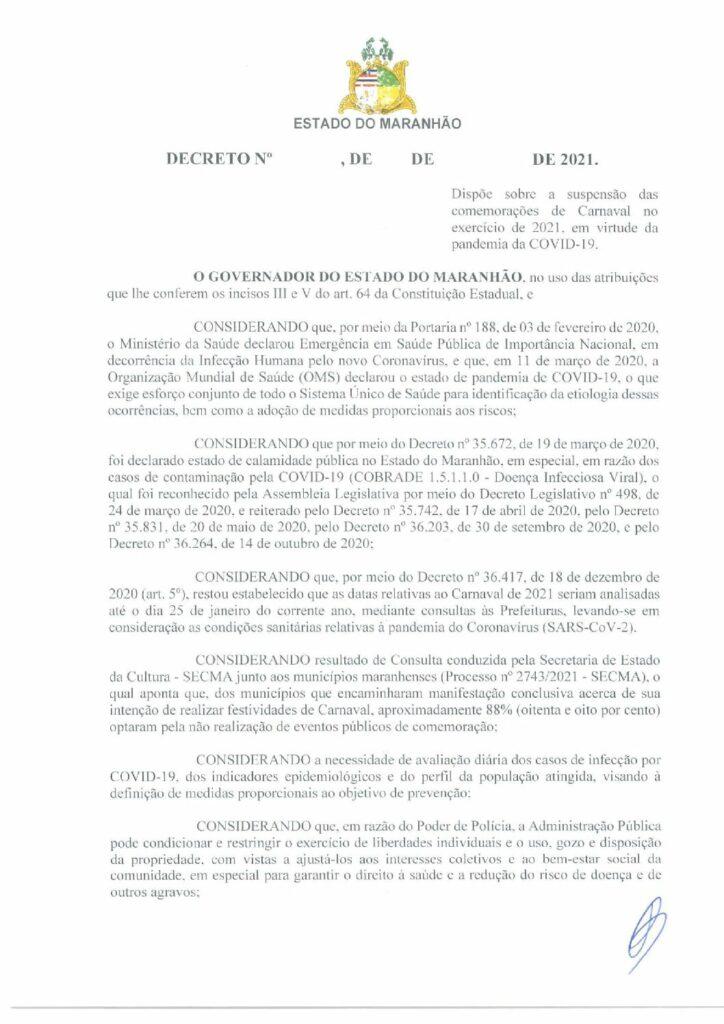 carnavi-1-pdf-724x1024-1 Governo não confirma ponto facultativo nos dias de carnaval do Maranhão; veja o decreto