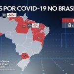 Maranhão registra alta de 79% no número de mortes por Covid-19 em 24 horas