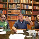 Vídeo: Bolsonaro diz que vai enviar PF ao Maranhão para investigar recursos da saúde