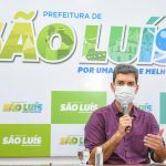 Eduardo Braide anuncia 120 leitos exclusivos para pacientes com Covid-19 em São Luís