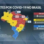 Pelo terceiro dia consecutivo, Maranhão registra alta no número de mortes