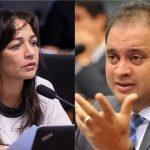 Eliziane Gama e Weverton Rocha ganham cargos na mesa da diretora do Senado
