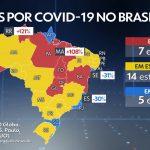 Há 5 dias o Maranhão registra alta no número de mortes por Covid-19