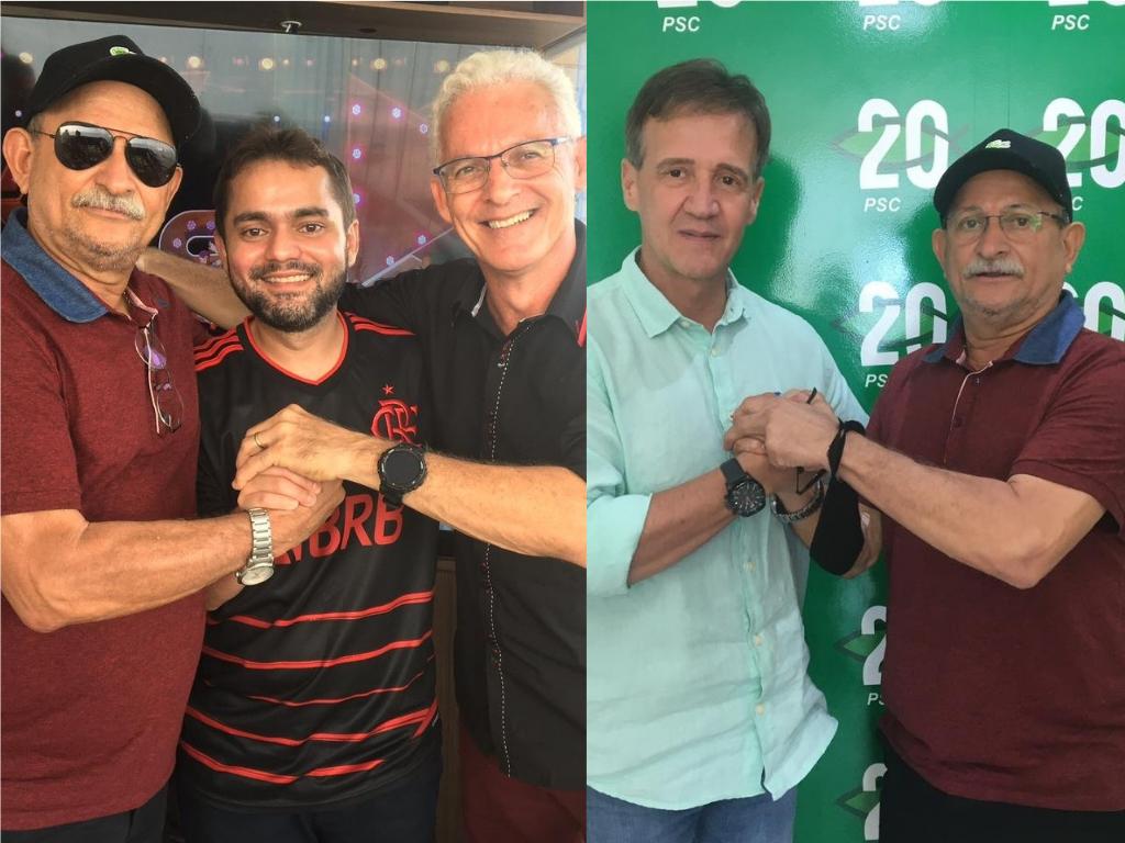Untitled-collage-1 O reconhecimento da população de Turiaçu ao primeiro mês de gestão de Edésio Cavalcante