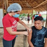 Maranhão começa aplicar a 2ª dose das vacinas contra o Covid-19