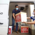 Maranhão irá receber mais 79 mil vacinas de combate ao Covid-19 nas próximas 48 horas