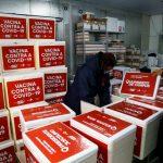 Ministério da Saúde confirma o envio 386 mil doses de vacinas de combate ao Covid-19 ao Maranhão