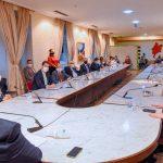 Eduardo Braide apresenta medidas contra o Covid-19 durante reunião com autoridades
