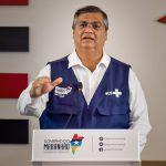 TCE aponta que gestão de Flávio Dino gastou 82% dos recursos federais destinados ao combate do Covid-19 em 2020