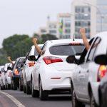 Veja como vão funcionar o auxílio gás e o auxílio combustível para taxistas, mototaxistas e motoristas de aplicativos no MA
