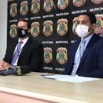 Polícia Federal realiza operação em combate ao tráfico internacional de drogas em São Luís