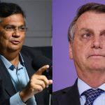 STF envia à Câmara queixa-crime apresentada por Flávio Dino contra Bolsonaro