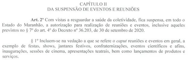 decreto-1 No Maranhão, Flávio Dino ignora à pandemia ao participar de inauguração de praça em meio a um decreto de medidas restritivas