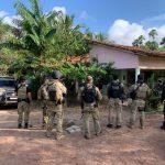 Polícia Federal realiza a operação Melicertes em combate ao contrabando internacional de cigarros no MA
