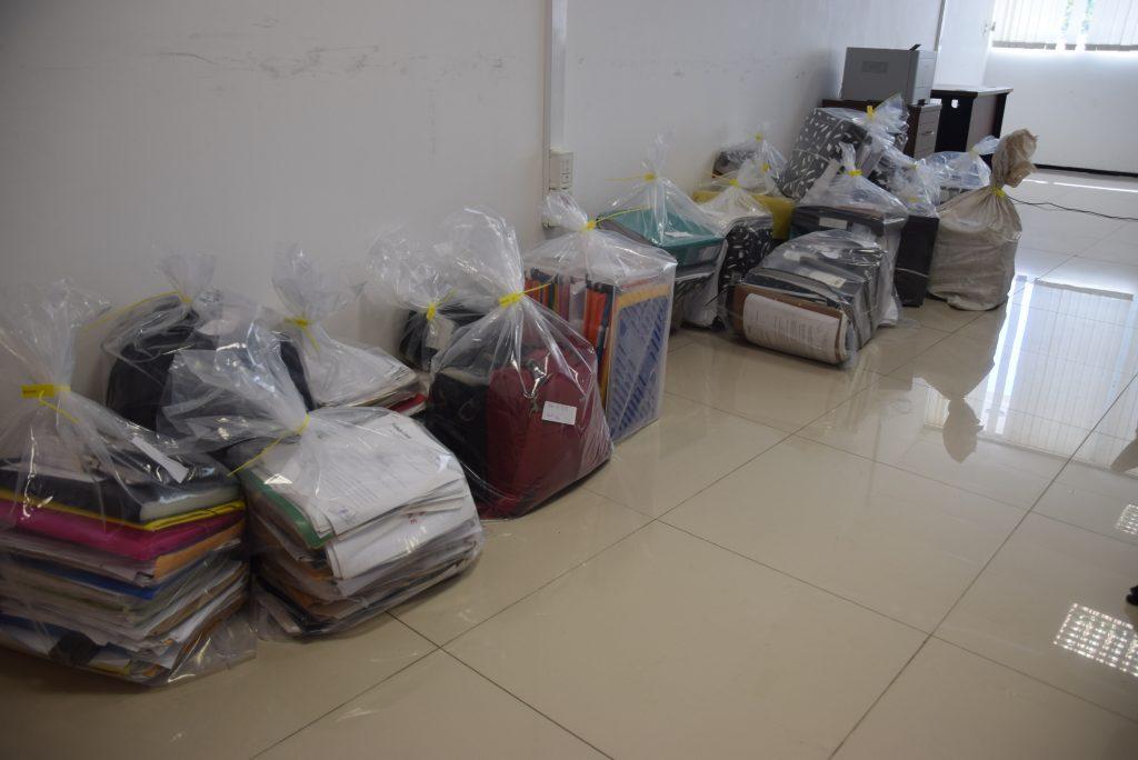 4.documentos-1024x684 Frascos de vacinas contra o Covid-19 são encontrados em casa de empresário em operação do Gaeco no MA