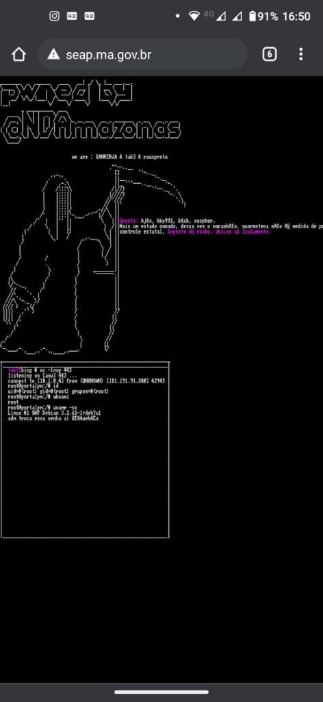 605f46f5-e613-4a54-973e-2a5387dd09b3-1-472x1024 Sites do governo do Maranhão são invadidos em ação de hackers