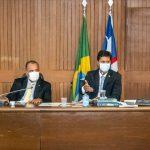 OAB-MA repudia atitude de Duarte Júnior contra advogado durante sessão da CPI dos combustíveis