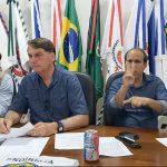 Ao lado de Bolsonaro, presidente da Caixa anuncia 19 agências bancárias para o Maranhão; veja as cidades