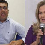 Lahesio Bonfim e Maura Jorge terão que trocar de partido para viabilizar suas candidaturas