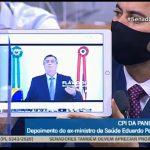Senador exibe vídeo de Flávio Dino afirmando que o Maranhão usou cloroquina no tratamento da Covid-19