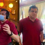 Simplício Araújo e suas contradições; pede ajuda na pandemia e posta foto sem máscara no mesmo dia