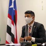 Deputado Wellington solicita visita da CPI da Covid para apurar destino de recursos federais no Maranhão