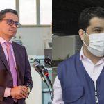 Carlos Lula e Joel Nunes voltam a trocar acusações sobre aplicação da 2ª dose em municípios diferentes