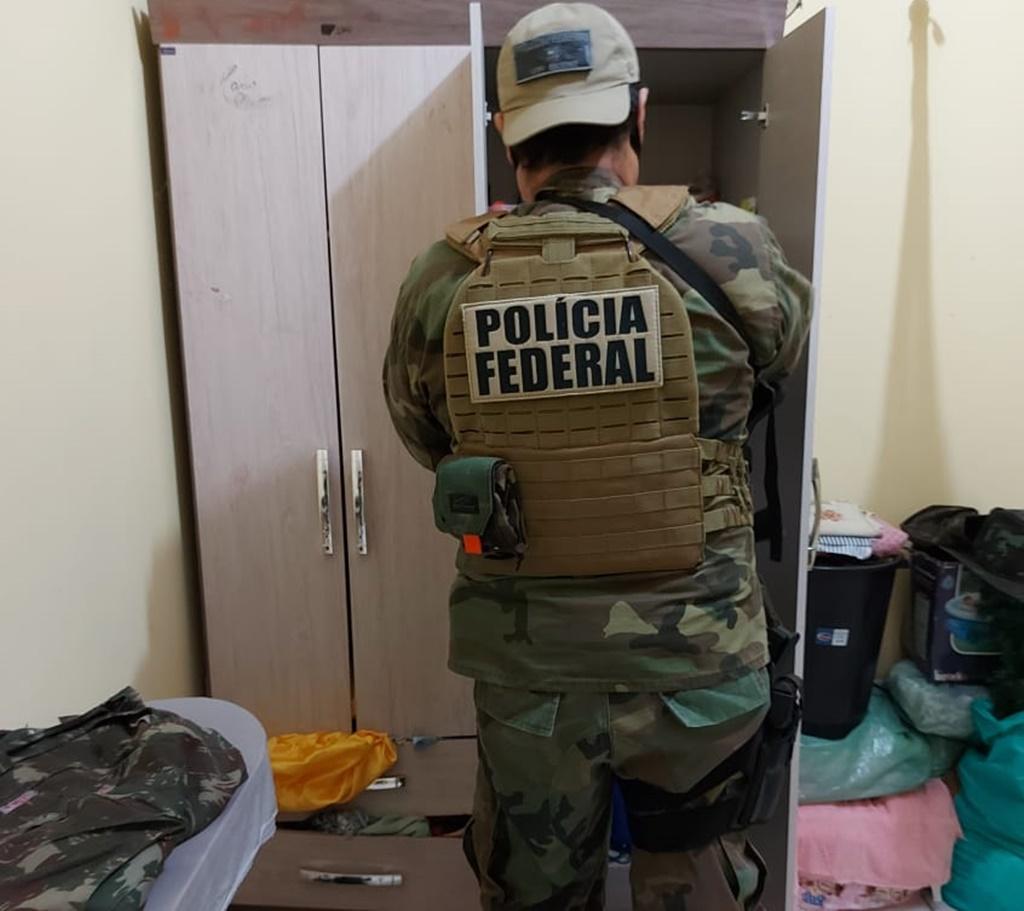PF Polícia Federal deflagra operação contra crimes previdenciários no Piauí e Maranhão