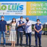 Em 24 horas, prefeitura de São Luís bate recorde e atinge 77% das doses aplicadas no Maranhão