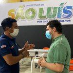 Deputado Wellington parabeniza Prefeitura de São Luís por campanha de vacinação contra Covid-19