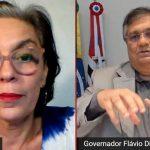 Flávio Dino fala em divergência e esgotamento dentro do PCdoB