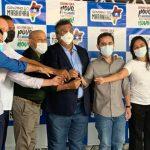 Prefeito Edésio Cavalcanti recebe mais viatura para o município de Turiaçu