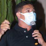 Jamys Gualhardo parabeniza guardas municipais de Ribamar pela redução da carga horária