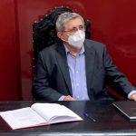 Washington Oliveira assume como presidente interino do TCE