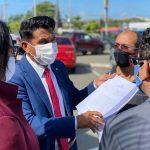 Wellington denuncia contrato imoral de Flávio Dino com empresa de terceirização por mais de R$ 13 milhões no Detran