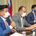 Wellington pede a convocação do secretário da Fazenda do MA na CPI dos Combustíveis