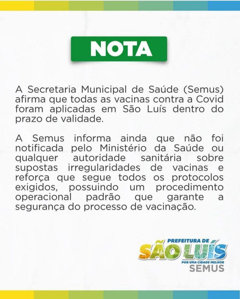 c921cf47-403c-4c03-b880-a9aa3fce7e51-820x1024 São Luís seria a 8ª cidade que mais aplicou vacinas vencidas; prefeitura nega