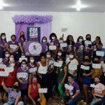 """Prefeitura de Turiaçu promove evento em alusão ao """"AGOSTO LILÁS"""""""