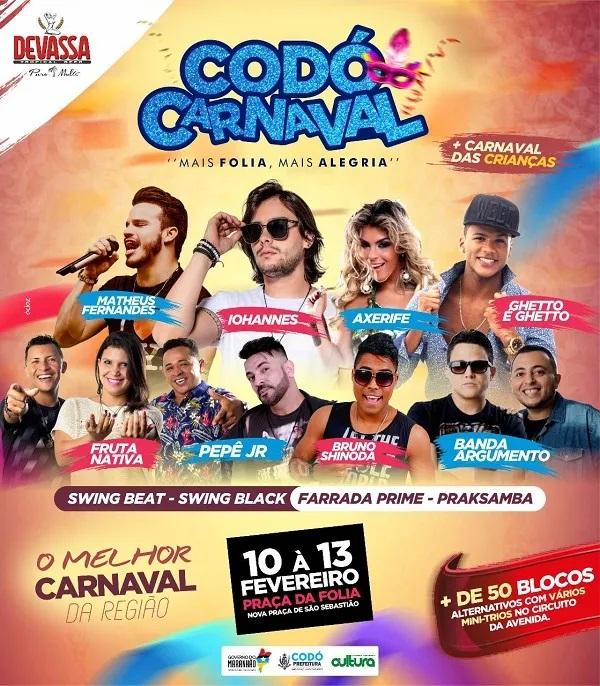 Carnaval-2018 Francisco Nagib entra na mira do MP