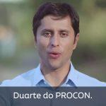 """Procuradoria recomenda que Duarte Júnior não use o """"Duarte do Procon"""""""